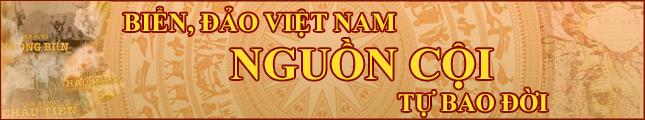 Biển đảo Việt Nam - Nguồn cội từ bao đời