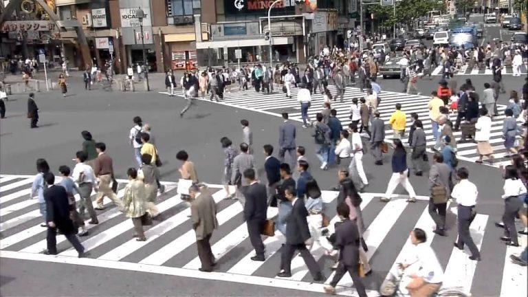 Hoài niệm về một Tokyo của năm 1992