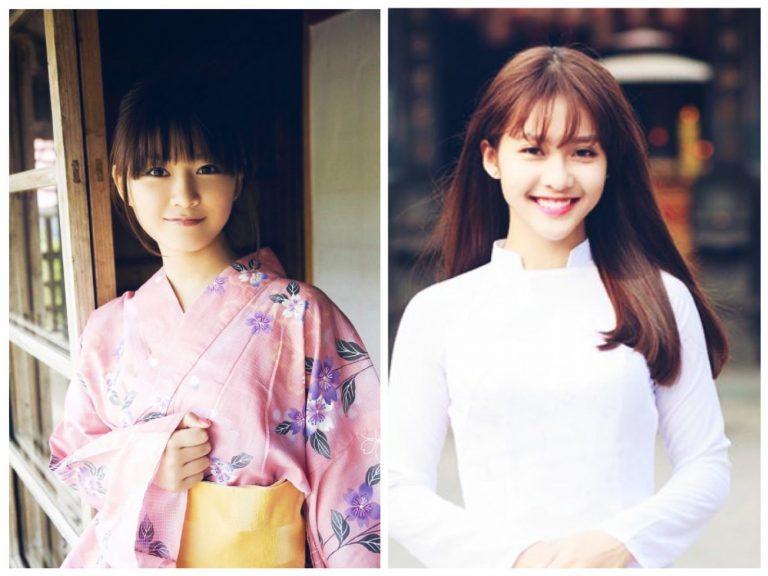 Việt Nam vượt mặt Nhật Bản trong bảng xếp hạng gái xinh