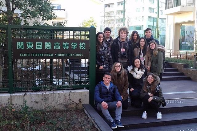 10 Trường trung học ở Tokyo chấp nhận học sinh quốc tế