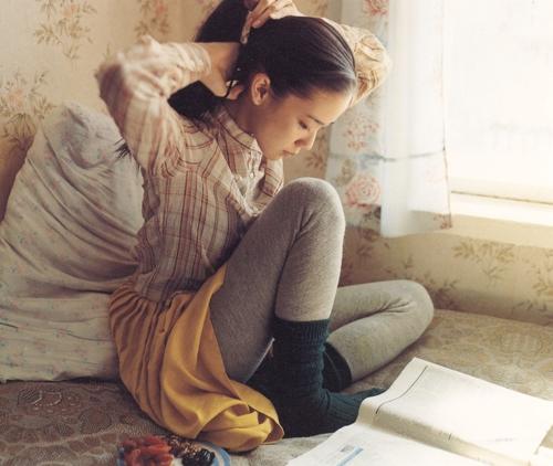 """Mori Girl – Những """"nàng Tiên Cây"""" trong trẻo của xứ sở Mặt trời"""