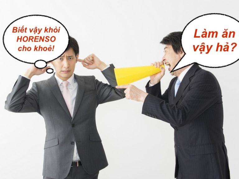 """Nghe chính người Nhật """"thú nhận"""" về HO.REN.SO – quy tắc tuyệt đối chốn công sở"""