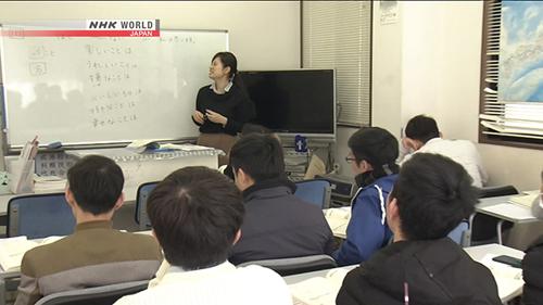 Nhiều trường Nhật buộc sinh viên Việt làm thêm giờ bất hợp pháp