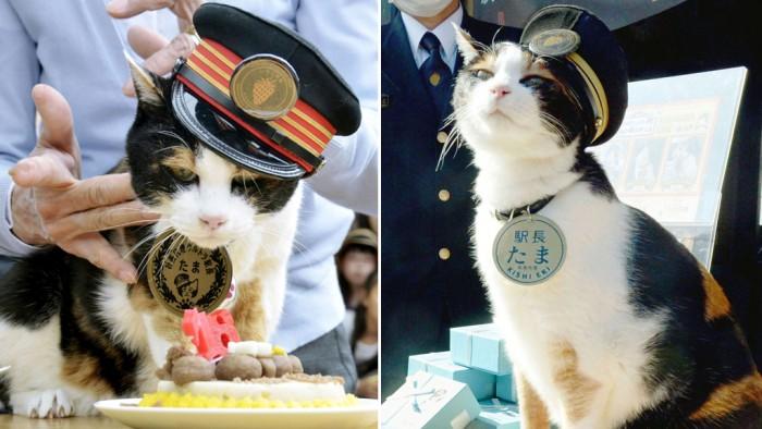 """Nhật Bản: Gặp gỡ những """"vị trưởng ga"""" ngọt ngào"""