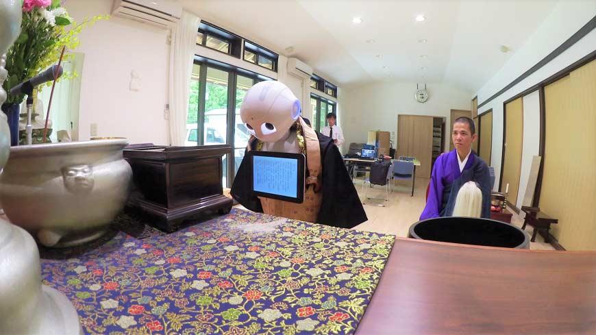 Dịch vụ tang lễ ở Nhật sẽ đi về đâu khi công nghệ kỹ thuật lên ngôi?
