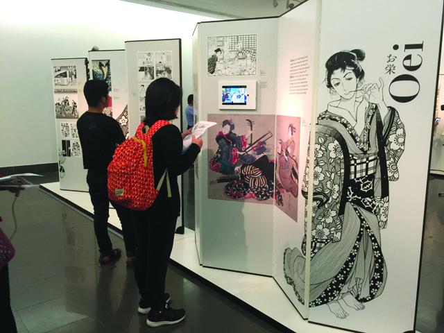 """Một thời """"cơn sốt""""  nghệ thuật Nhật Bản """"tràn"""" khắp phương Tây"""