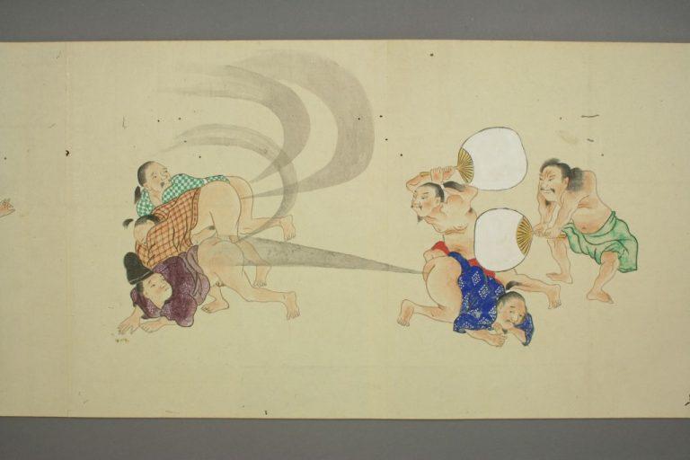 """Trận chiến…đánh rắm """"có một không hai"""" trong lịch sử Nhật Bản"""