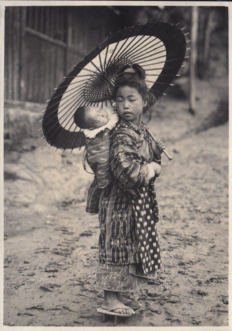 """Bạn có biết, trước cả ô trong suốt, người Nhật đã """"nghiện"""" Wagasa từ hơn 1000 năm nay ?"""