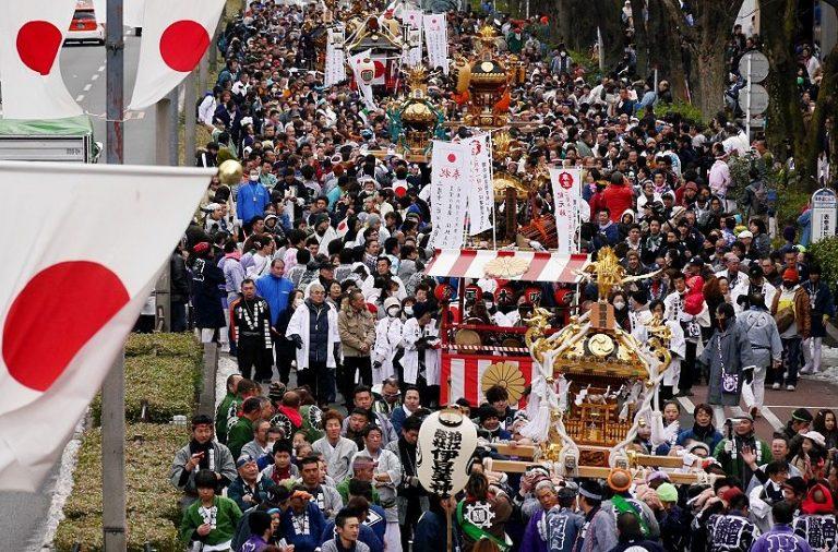 Kết quả hình ảnh cho ngày Quốc khánh Nhật Bản
