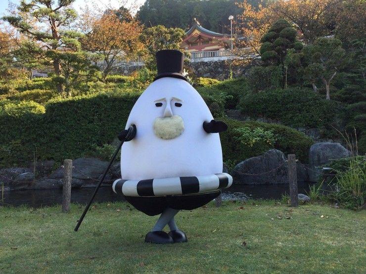 """Những linh vật chống lại """"văn hoá Kawaii"""" của Nhật"""
