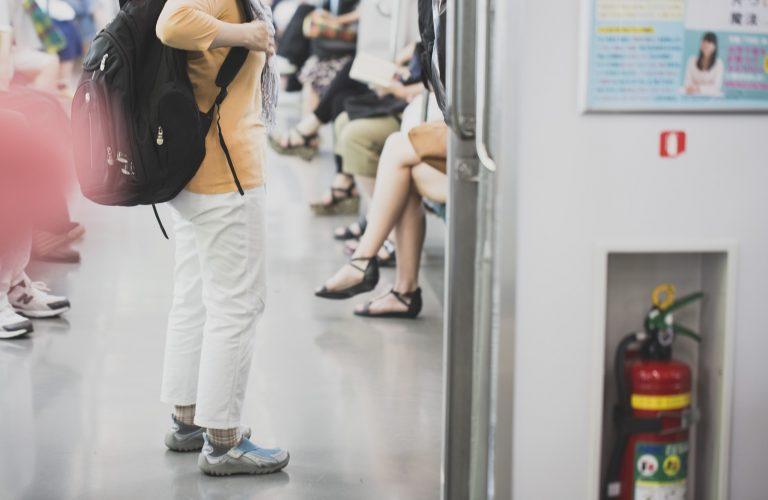 """Một ngày tồi tệ đối với những người đi tàu ở Tokyo – """"Lắc đầu"""" khi biết nguyên nhân"""