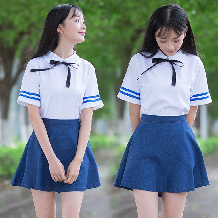 """Váy siêu ngắn, tất dài đã hết thời, đây mới là bộ đồng phục """"chuẩn"""" mà nữ sinh Nhật Bản hướng tới"""