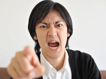 Cách ứng xử thông minh của người Nhật khi sếp nổi nóng