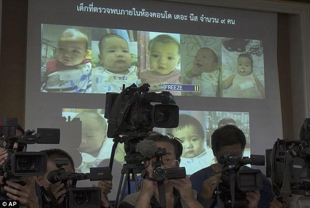 Vụ việc thiếu gia Nhật Bản thuê người sinh con hộ ở Thái Lan gây xôn xao dư luận những năm gần đây