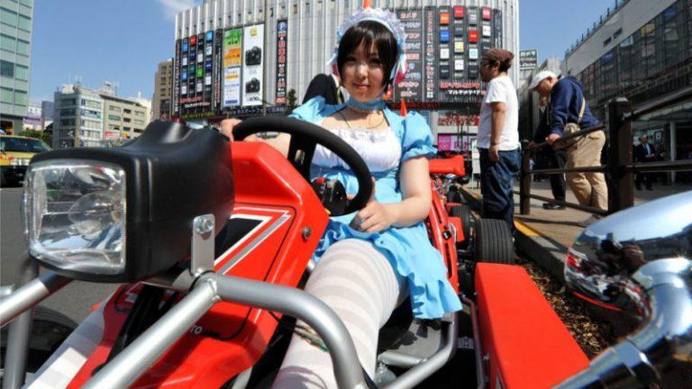 Người nước ngoài gây tai nạn nhiều hơn người Nhật trong… Go-kart