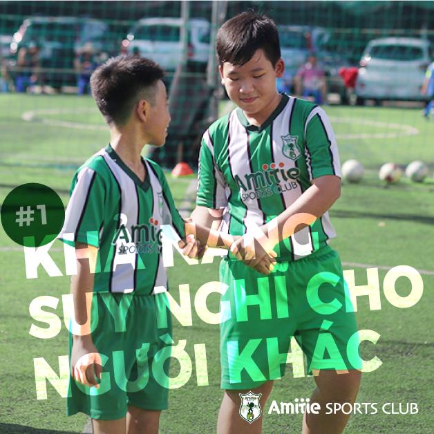 Tuyển dụng: Nếu yêu trẻ và thích văn hoá Nhật, hãy đến với Amitie – câu lạc bộ bóng đá dạy trẻ kiểu Nhật