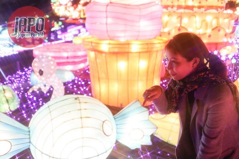 """Đu dây giữa """"Biển hoa"""" – Trải nghiệm """"cực đã"""" vào mùa đông Nhật Bản chỉ có tại thành phố Ito"""