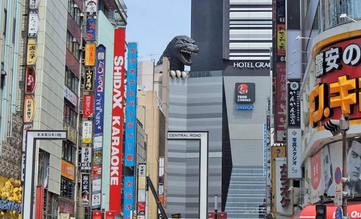 [Lưu lại ngay] Những bức tượng kỳ dị nhưng nhất định phải Check-in một lần khi đến Tokyo