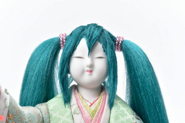 Con búp bê khiến Fan của Hatsune Miku phát hoảng