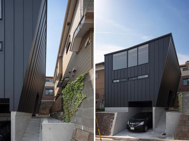 """Trầm trồ trước ngôi nhà """"quá xá đã"""" của kiến trúc sư người Nhật"""