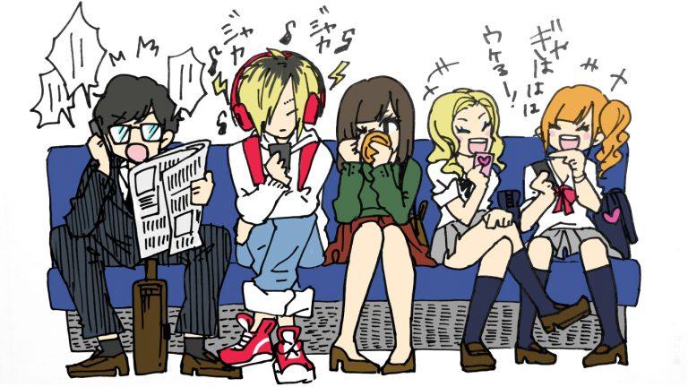 Nhờ tư vấn: Bị từ chối thẳng thừng khi nhường ghế trên tàu điện thì nói sao cho ngầu?