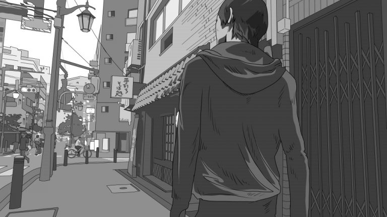 """""""Boys For Sale"""": góc khuất của những trai bao đồng tính ở Nhật."""