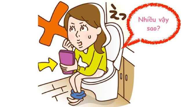 Người Nhật có phải là dân tộc đi vệ sinh nhiều nhất thế giới?