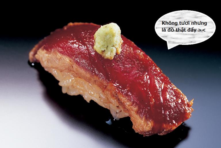 """Sushi ở Nhật không phải đồ tươi sống…Nhưng đó mới chính là hàng """"chính hãng"""""""