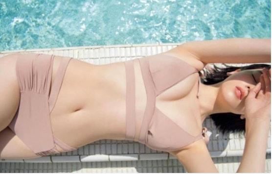 Biểu tượng gợi cảm Nhật Bản lần đầu khoe đường cong bốc lửa trên Playboy