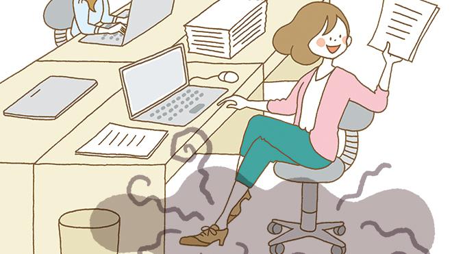 Sự thật về các nhân viên công ty Nhật: càng làm việc nghiêm túc càng bốc mùi ?