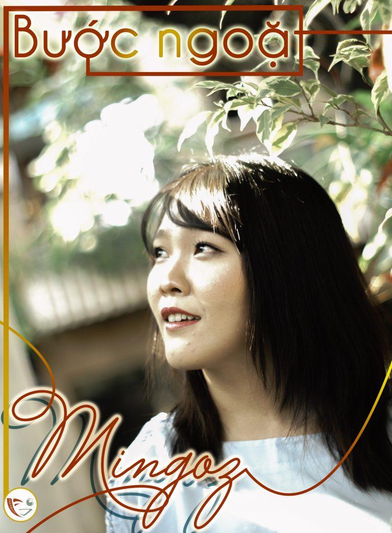 Đại sứ của cuộc thi Bản lĩnh Nhật ngữ 9: Ca sĩ MINGOZ