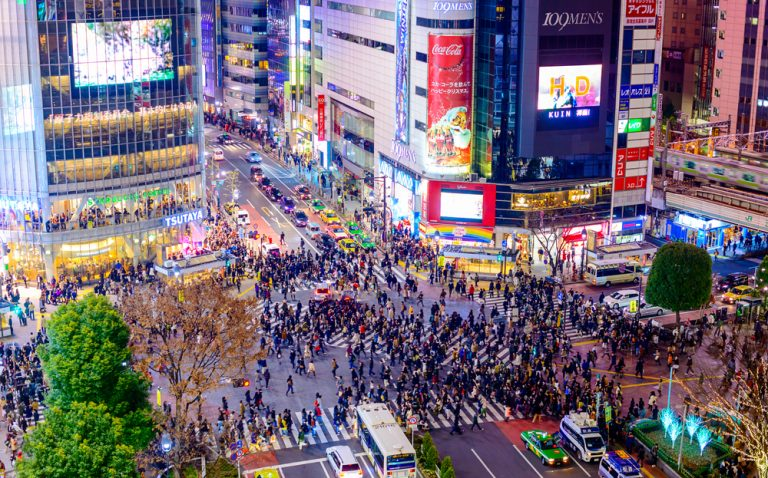 Khám phá: Quận Shibuya về đêm – Điều không phải khách du lịch nào cũng biết