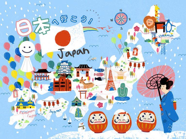 Công bố mới: Nhật Bản là điểm đến du lịch Hot nhất thế giới năm 2017