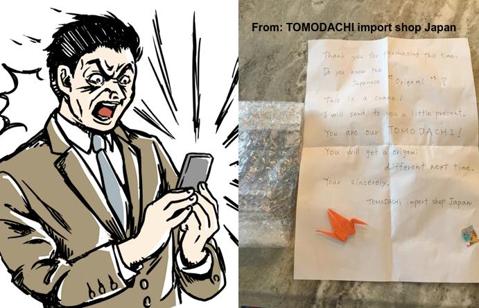 Tâm thư của cửa hàng nhập khẩu hàng Nhật khiến người đàn ông ngoại quốc xúc động – Mua hàng Online nào phải thảm hoạ