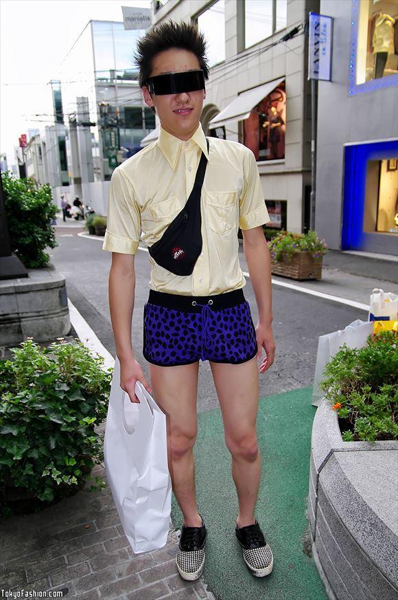"""""""Bắt thóp"""" Street Style của giới trẻ Tokyo:Thần thái đâu không thấy chỉ thấy thảm hoạ thôi"""
