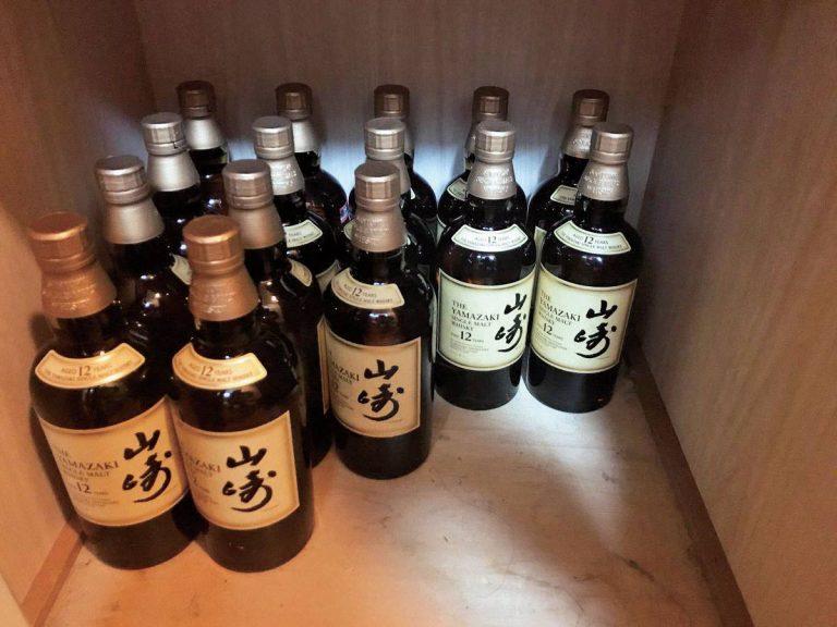 """Trào lưu """"vờ"""" đi du lịch để săn rượu Whisky Nhật về Trung Quốc đấu giá – Một chai giá 6 tỷ rưỡi bán ai mua ?"""