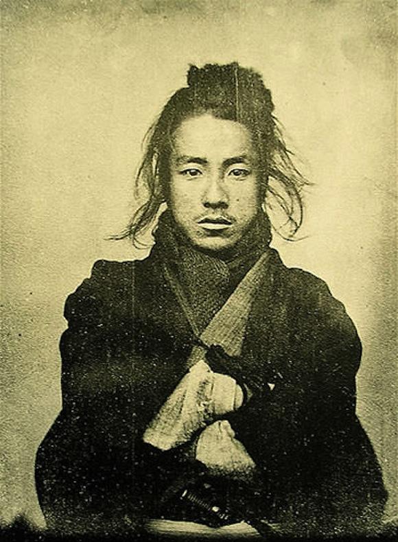 Những Samurai được bình chọn là đẹp trai nhất cuối thời Edo