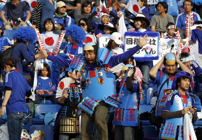 Quỷ đỏ Hàn Quốc, Samurai xanh Nhật Bản tại World Cup 2018: những cái tên siêu chất này từ đâu mà có?