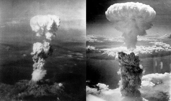 Cận cảnh hai quả bom nguyên tử Little Boy và Fat Man Mỹ ném xuống Hiroshima và Nagasaki của Nhật Bản trong Thế chiến II