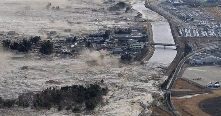 [Cảnh báo] Hàng loạt dấu hiệu cho thấy trận động đất kinh hoàng năm 2011 đang tái diễn – Liệu quá khứ có lặp lại?
