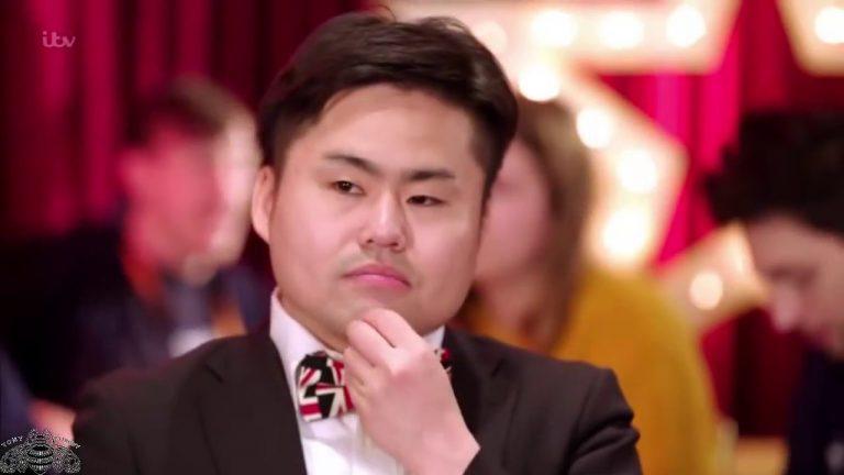 Diễn viên hài Nhật Bản hy vọng sẽ được biểu diễn cho Nữ Hoàng bằng chiến thắng tại cuộc thi tìm kiếm Tài Năng Anh Quốc