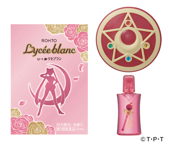 """Khám phá điều đặc biệt bên trong """"đứa con lai"""" của Rohto và thương hiệu Sailor Moon"""