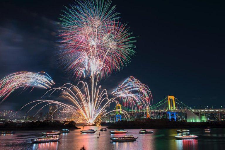 Khám phá 4 điểm ngắm pháo hoa mùa hè đẹp đến nao lòng ở Tokyo mà bạn nên đến…
