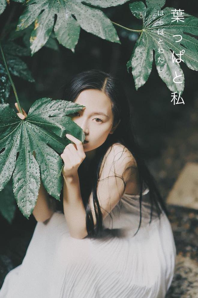 Loanh quanh vườn nhà, nữ du học sinh tại Nhật đã có bộ ảnh mùa hè đẹp như nàng thơ
