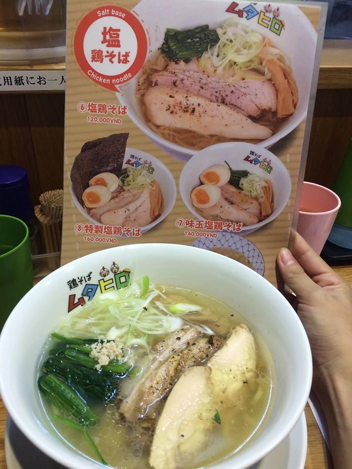 """[Japo's review] Đổ bộ quán mì gà nấp hẻm, ngon """"nức tiếng"""" tại Little Tokyo Sài Thành"""