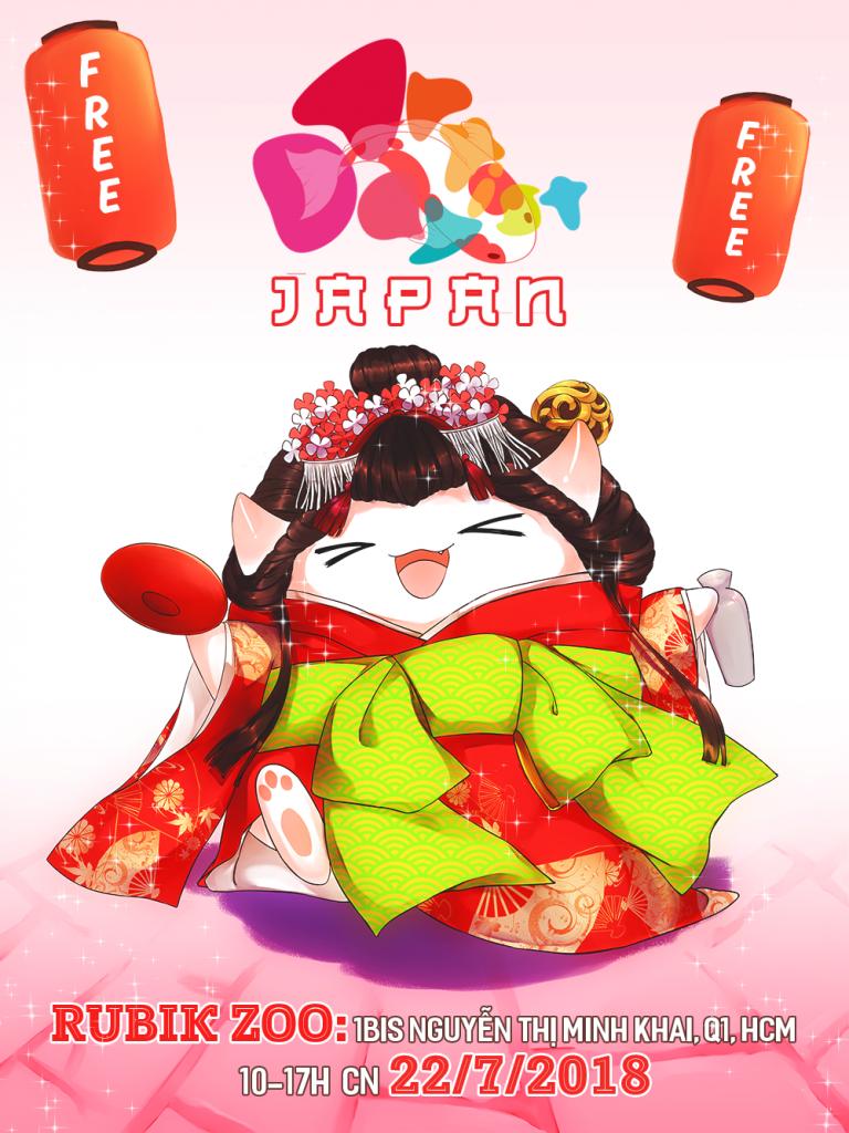 Artist Day x Japan – Lễ hội văn hóa vui hè cực hoành tráng