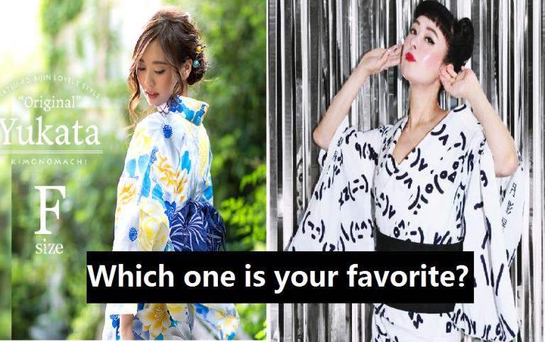 Dù là trang phục truyền thống, Yukata cũng phải biết tự Update để theo kịp thời đại như thế này…