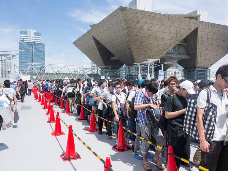 Cận cảnh chạy đua của Otaku đến với  lễ hội Comicket 2018