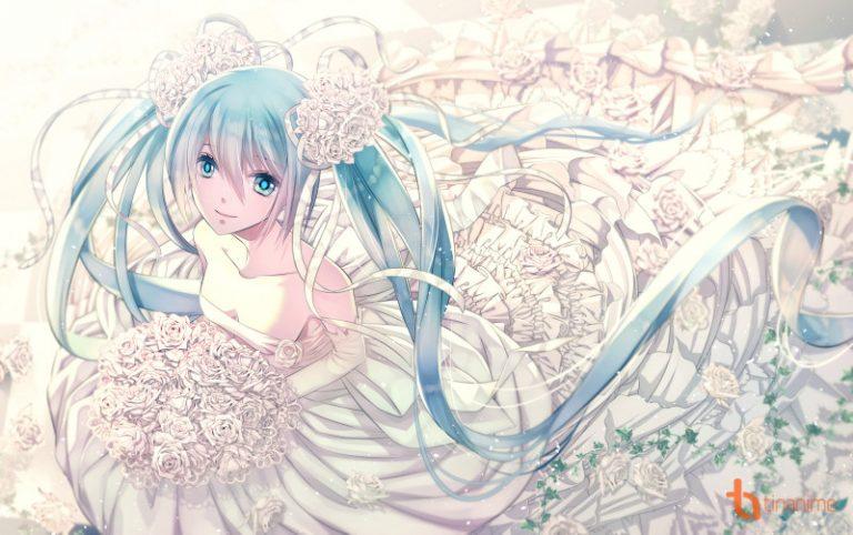 "Tin sốt dẻo! Hatsune Miku sắp sửa ""theo chồng về dinh"""