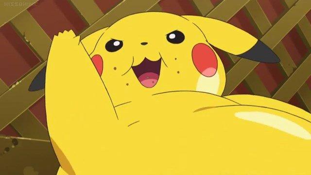 Bạn đã bao giờ thấy Pikachu bị bệnh béo phì chưa?